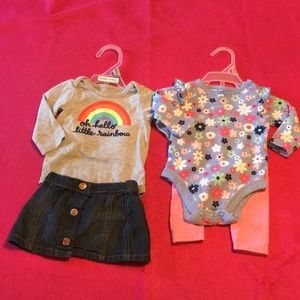 Other - Two infant outfits